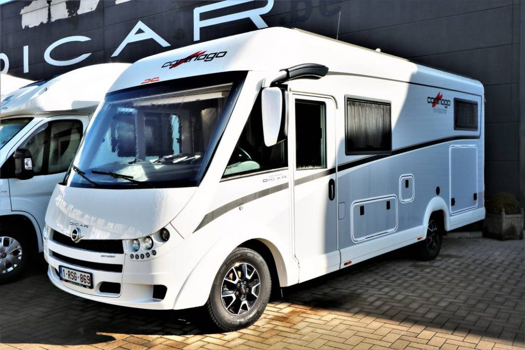 Carthago C-Tourer I143 130pk