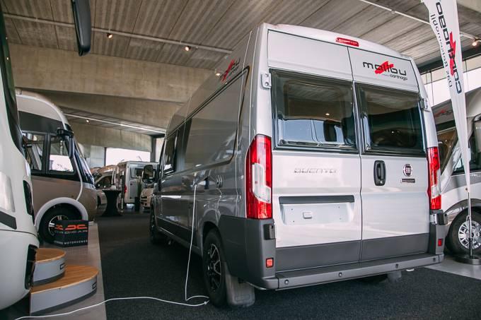 Carthago Malibu 640 LE 150pk automaat