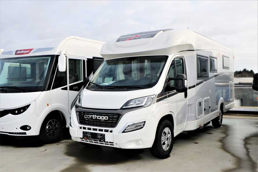 Carthago Tourer T 150 Last Minute Korting