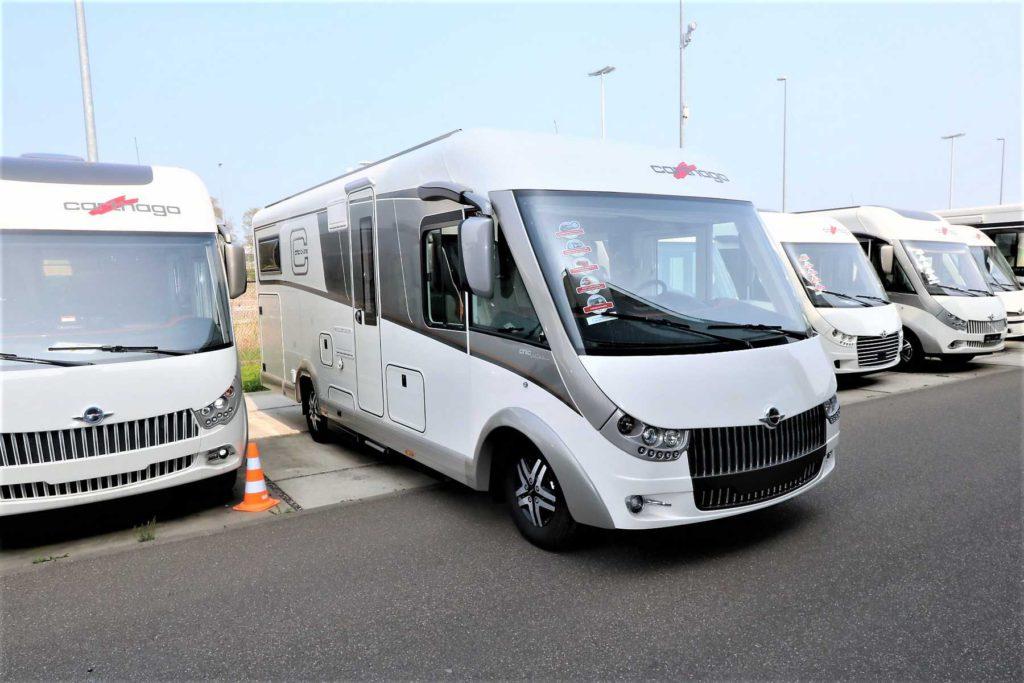 Carthago Chic C-Line 4.8 150 pk