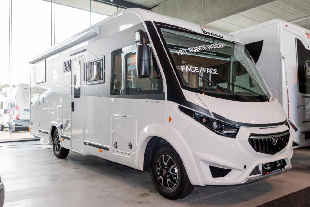 Benimar Amphitryon 967 model 2020
