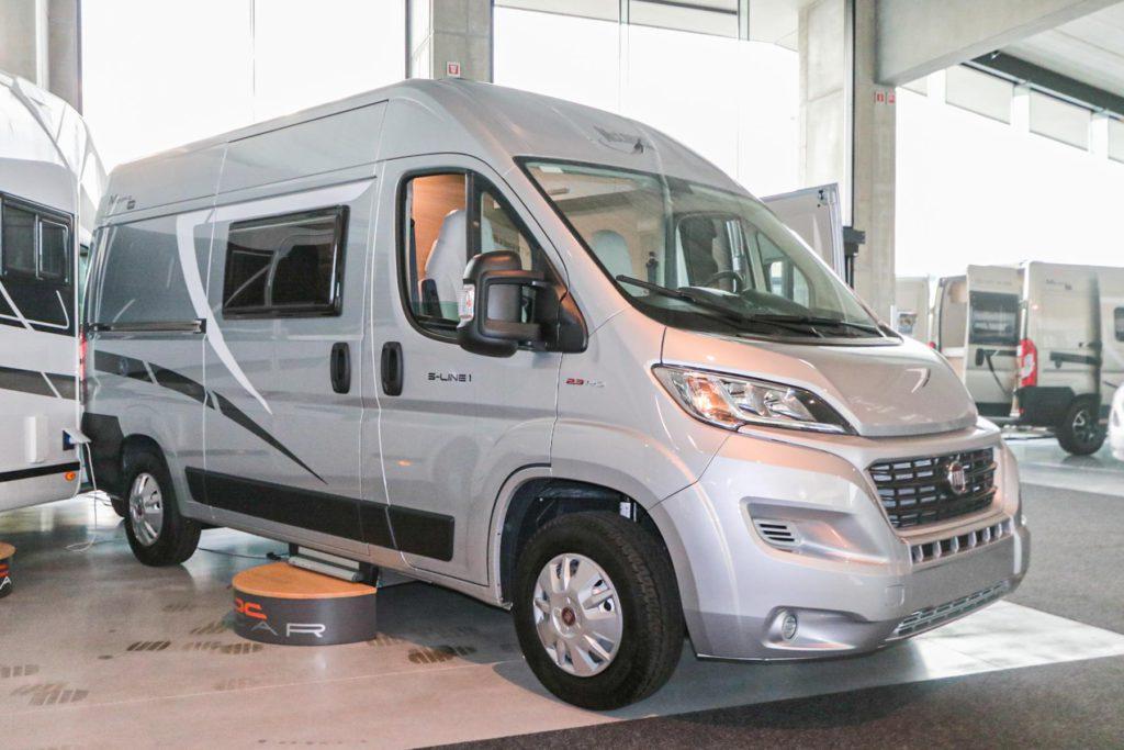 McLouis Menfys Van 1 S-line
