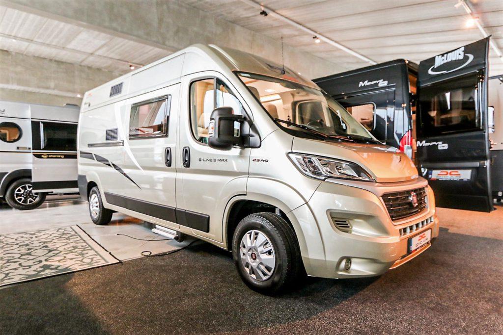 McLouis Menfys Van 3 Maxi S-line