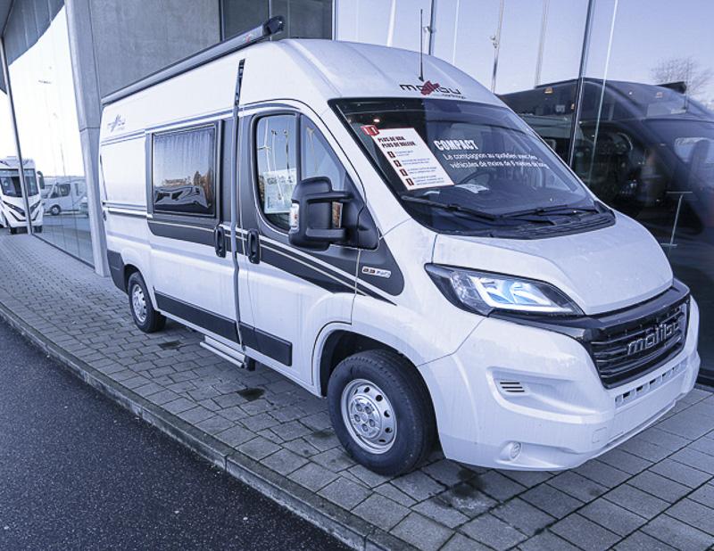 Malibu Van Compact 540 DB | 140pk
