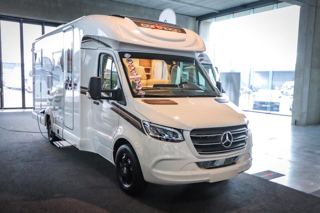Carthago Tourer T 143 | Mercedes-Benz