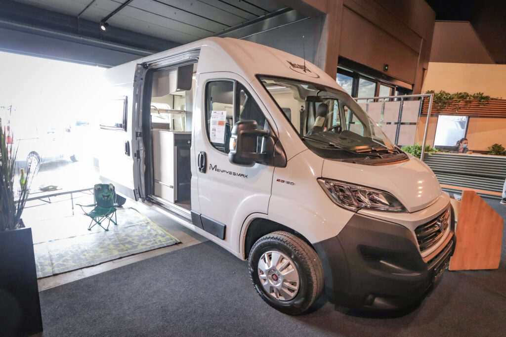 McLouis Menfys Discovery Van 3 Maxi