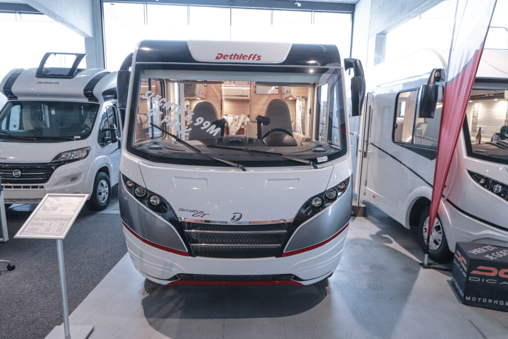 Dethleffs Globebus I 6 GT 140pk