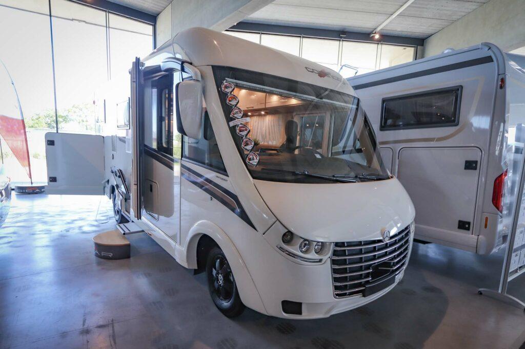 De Carthago Tourer I 143 | Mercedes – Benz