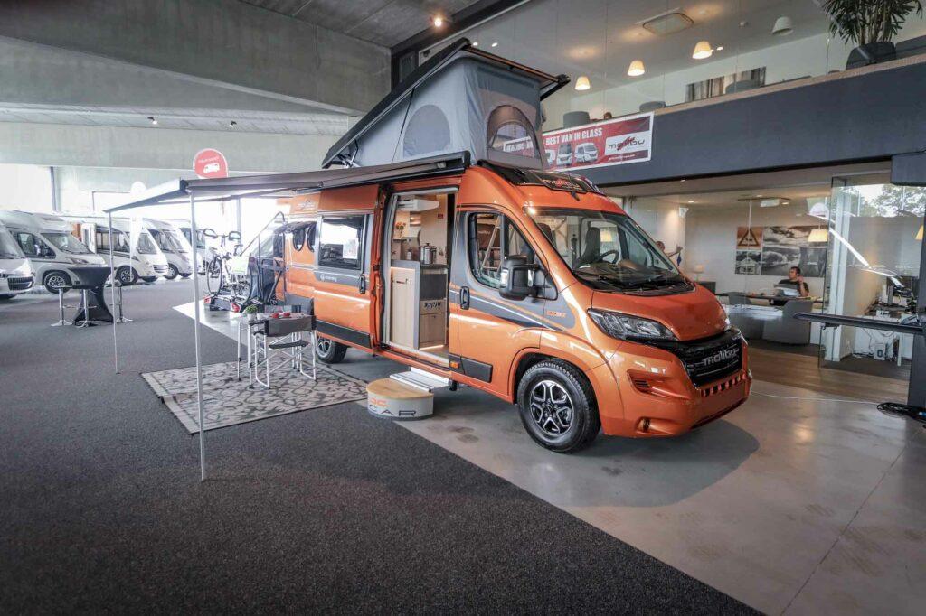 Malibu Van Coupé 640 Family for 4 | 160pk | Automaat